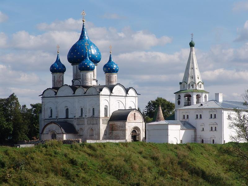 Suzdal Russia  city images : Суздальский кремль ...